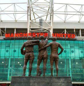 Manchester United Old Trafford Trinity