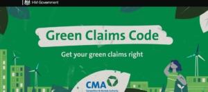 CMA green claims code